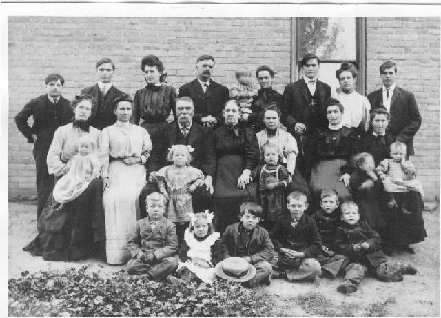 thomas-snell family